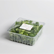 salad - plastic tray with topseal
