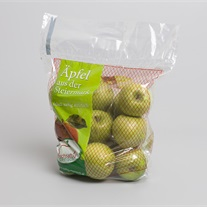 apples - film bag